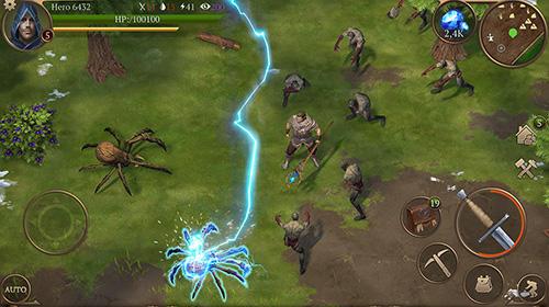 Action RPGs Stormfall: Saga of survival auf Deutsch