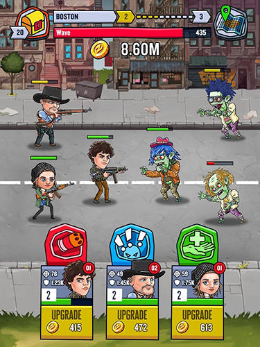 Zombieland: Double tapper für Android