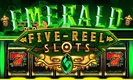 Emerald five-reel slots скриншот 1