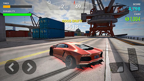 Speed legends: Drift racing pour Android