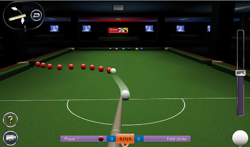 International snooker challenges Screenshot