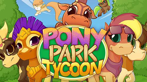 Pony park tycoon Screenshot