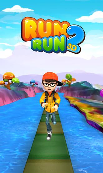 Run run 3D 2 Screenshot