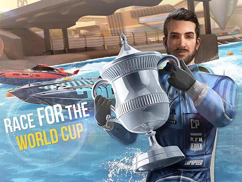 Top boat: Racing simulator 3D Screenshot