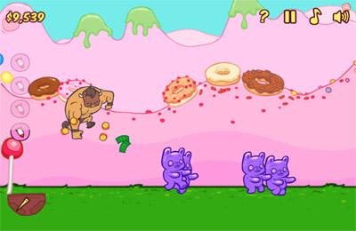 Arcade-Spiele: Lade Burrito Bison auf dein Handy herunter