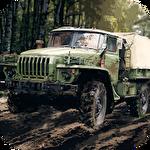 Russian truck driver simulator icono