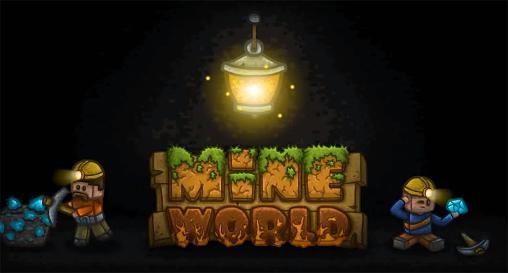 Mine world Symbol