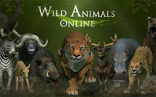 Wild animals online captura de tela 1