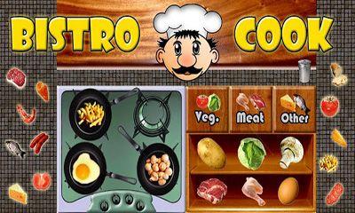 Arcade Bistro Cook für das Smartphone