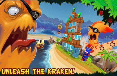 Piraten Ballergame für iPhone