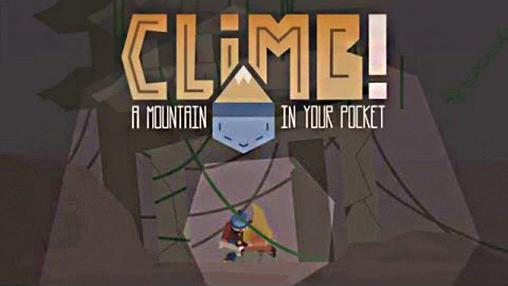 Climb! A mountain in your pocket Screenshot