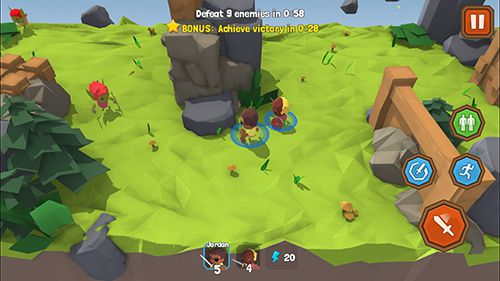RPG-Spiele: Lade Adventure Company auf dein Handy herunter