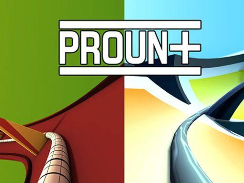 logo Proun+
