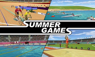 Summer Games 3D screenshots