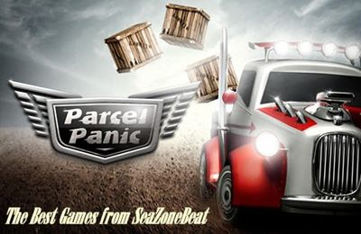 logo Parcel Panic – Post Car Racer