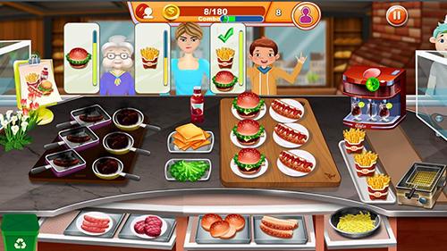 Masterchef: Kitchen craze in English