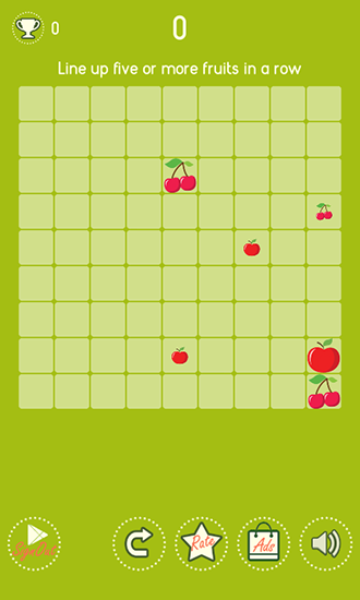Fruit lines para Android