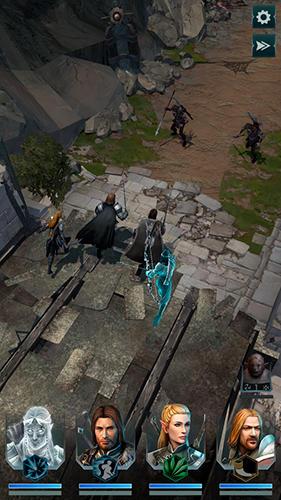 Strategie RPG Middle-earth: Shadow of war auf Deutsch