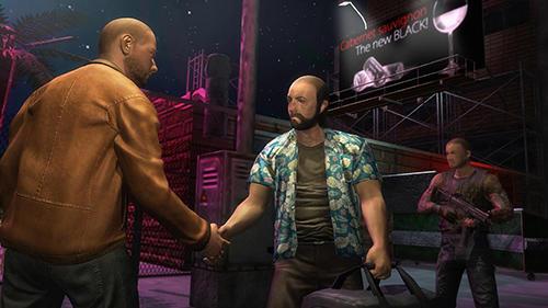 Экшен (Action) игры: скачать Vegas gangster auto theftна телефон