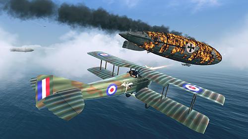 Warplanes: WW1 sky aces для Android