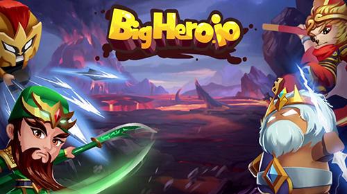 BigHero.io capture d'écran 1
