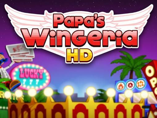 Papa's wingeria HD captura de tela 1