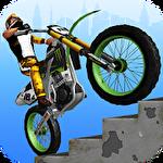 Stunt bike 3D ícone