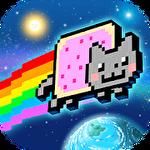 Nyan cat: Lost in space Symbol