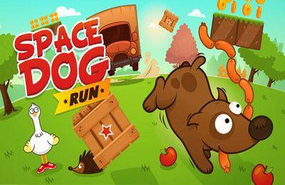 logo La carrera del perro espacial