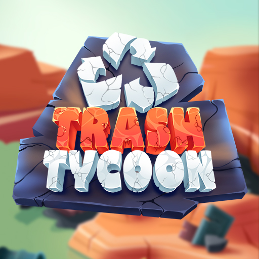 Trash Tycoon: idle clicker icono