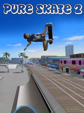 логотип Чистый скейт 2