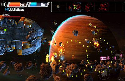 Arcade-Spiele: Lade Weltraum Arcade HD auf dein Handy herunter