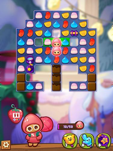 Cookie run: Jelly pop für Android