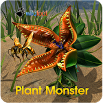 Plant monster simulator Symbol