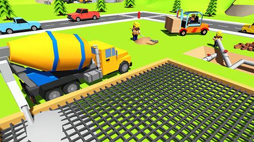 Simulation Architect craft building: Explore construction sim für das Smartphone