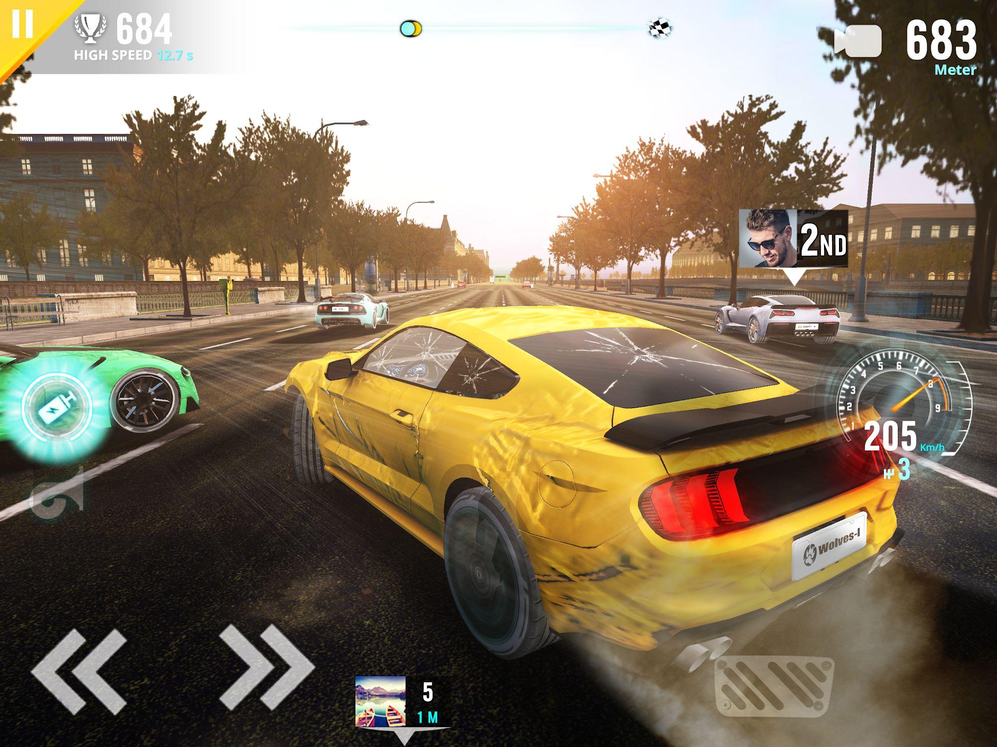 Racing Go capture d'écran 1