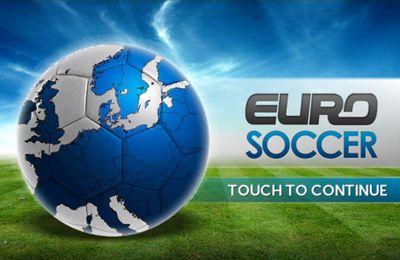 логотип Евро турнир по Футболу
