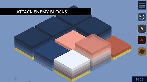 Blocks: Strategy board game auf Deutsch