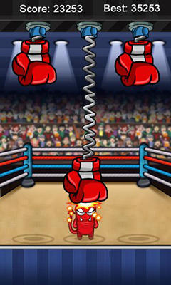 Finger Slayer Boxer para Android