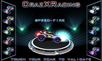 CrazXRacing pour Android