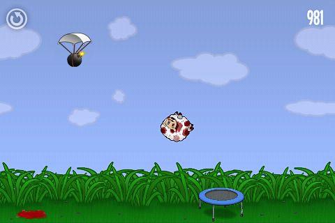 Arcade-Spiele: Lade Die Schaf-Kanone: Lass es Krachen! auf dein Handy herunter