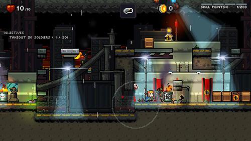 Gunslugs: Rogue tactics Screenshot