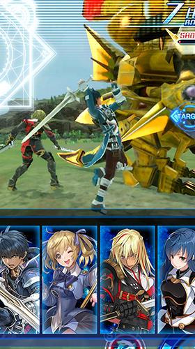 RPG-Spiele Star ocean: Anamnesis für das Smartphone
