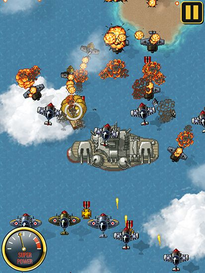 Arcade Aces of the Luftwaffe for smartphone