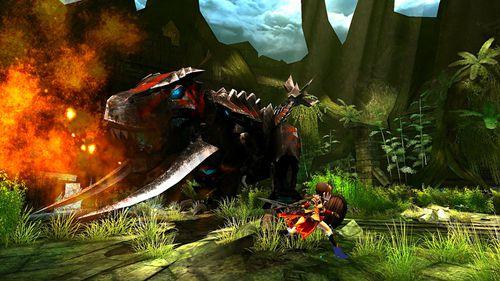 RPG-Spiele: Lade Die Welt 2: Bossjagd auf dein Handy herunter