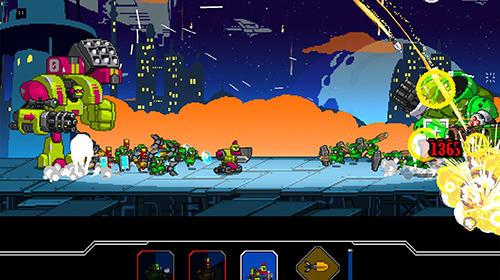 Pixel Fusion heroes auf Deutsch