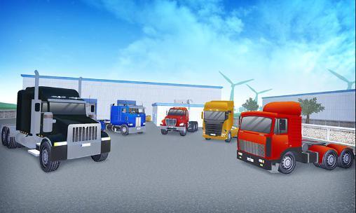 Premium truck simulator euro for Android