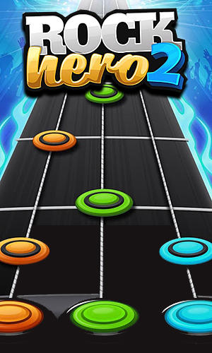 Rock hero 2 скриншот 1