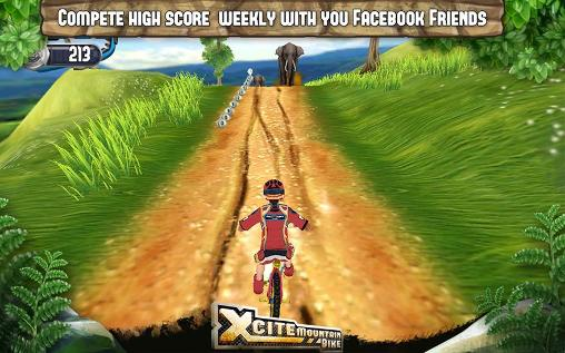 Xcite mountain bike для Android
