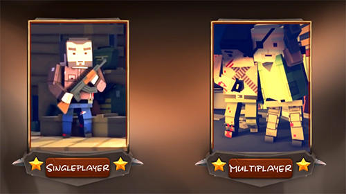 Action Lost city of zombies: Fight for survival für das Smartphone